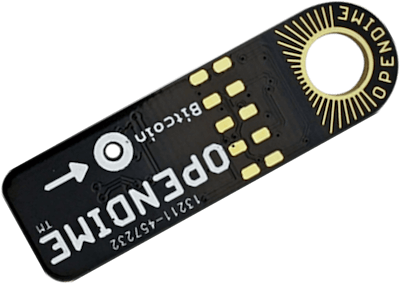 Bitcoin Stick Opendime - Hardware Wallet