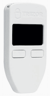 Trezor One Wallet Rezension