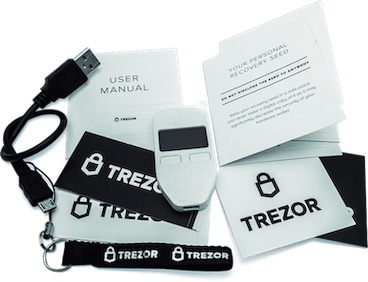 Trezor Hardware Wallets